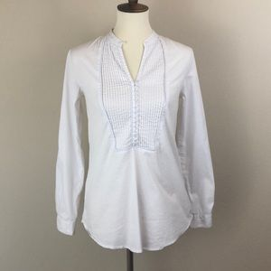 Laundry by Shelli Segal Long-Sleeve Shirt, Size 2